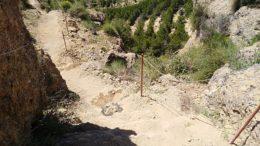 Cuesta del Salto Sierra Espuña 5
